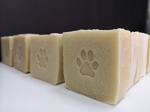 Sillage Soap For Doggies - Χειροποίητο Σαπούνι Για Σκύλους
