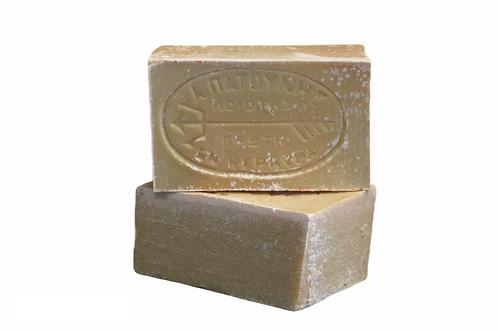 Patounis Green Olive Oil Soap - Πατούνης Πράσινο Σαπούνι Ελιάς