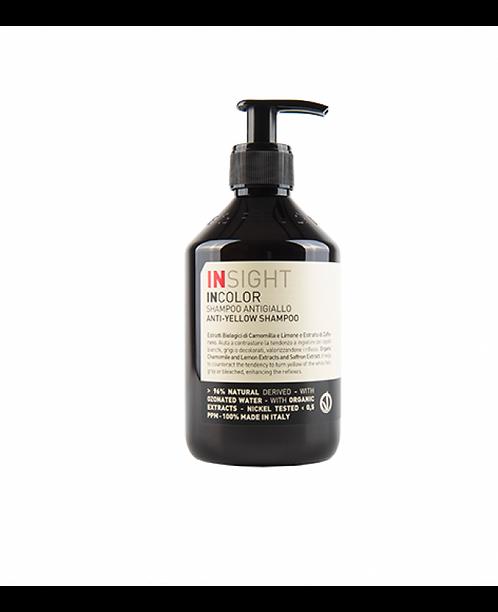 Insight Vegan Anti-Yellow Shampoo - Σαμπουάν Κατά Του Κιτρινίσματος