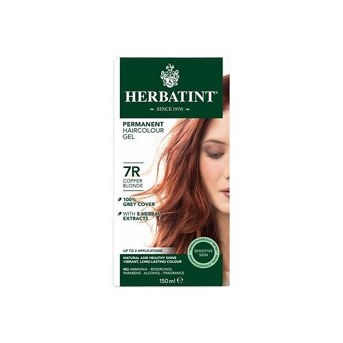 Herbatint 7R Ξανθό Χαλκού