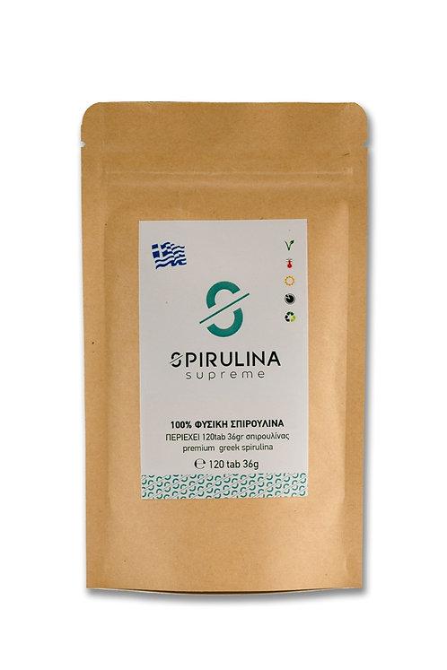 Spirulina Supreme Σε Δισκία 120tabs