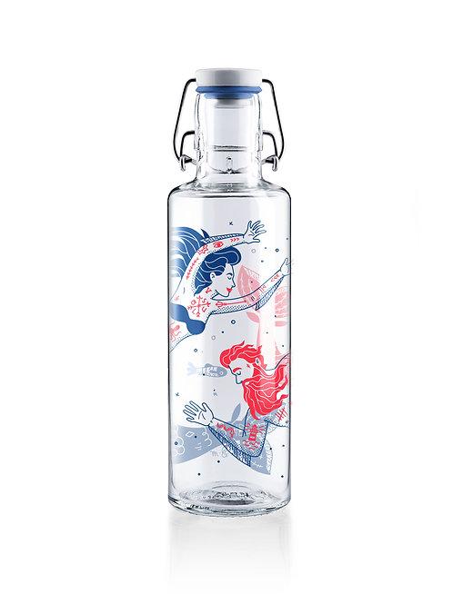 Soulbottle Γυάλινο Μπουκάλι 0.6L - Meermenschen