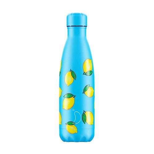 Μπουκάλι Θερμός Chilly's - Lemon 500ml