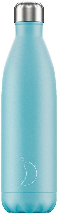 Μπουκάλι Θερμός Chilly's - Pastel Blue 750ml