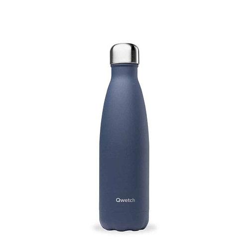 Μπουκάλι Θερμός Qwetch - Granite Midnight Blue 500ml