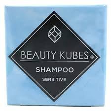 Beauty Kubes Zero Waste Organic Shampoo - Sensitive Skin, Plastic Free