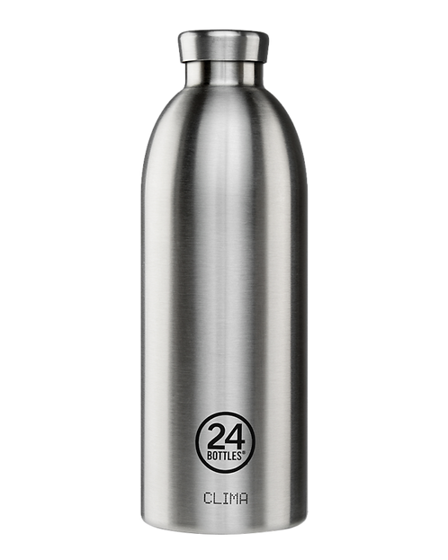 24 Bottles Clima - Steel 850ml
