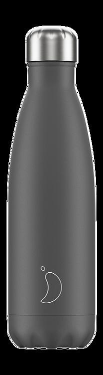 Μπουκάλι Θερμός Chilly's - Matte Grey 500ml