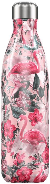 Μπουκάλι Θερμός Chilly's - Flamingo 750ml