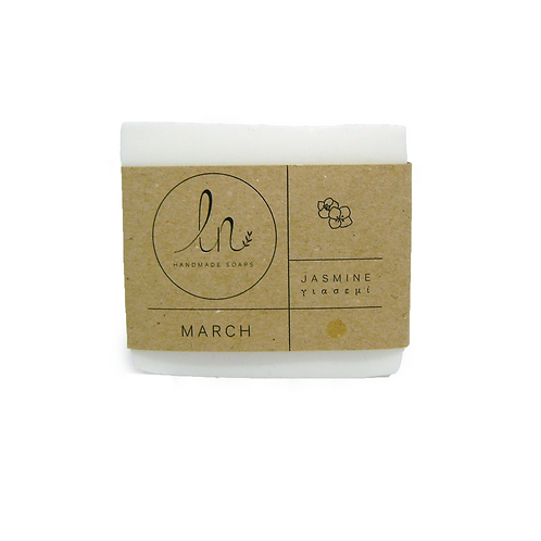 March - The Jasmine Soap
