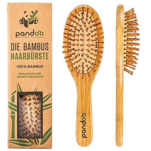 Bamboo Βούρτσα Μαλλιών