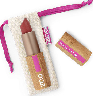 Zao Matt Lipstick - 465 Dark Red