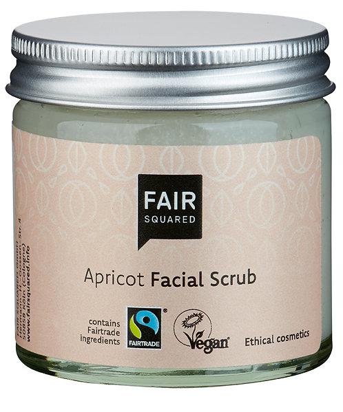 Fair Squared Facial Scrub Apricot - Scrub Προσώπου Βερίκοκο
