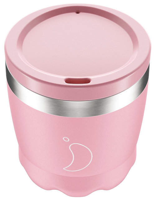 Coffee Cup Chilly's -  PASTEL PINK | 230ML