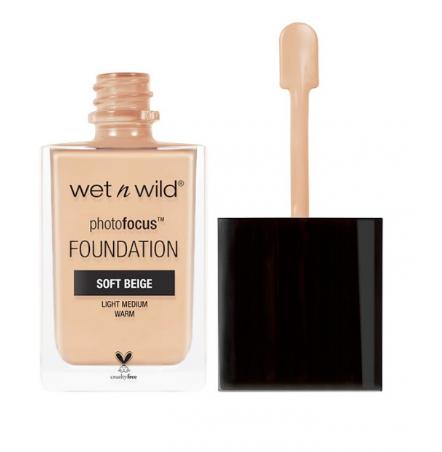 Wet n Wild Photo Focus Foundation - Soft Beige