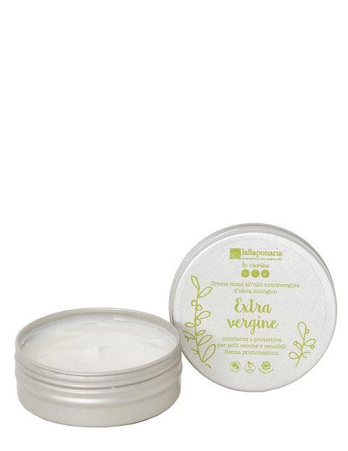 Hand Cream Extra-Virgin Oil - Κρέμα Χεριών Για Ευαίσθητα Χέρια