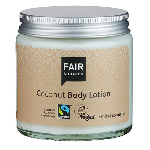 Fair Squared Rich Body Lotion Coconut Plastic Free - Με Έλαιο Καρύδας