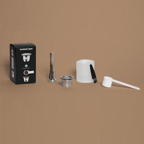 Boobam Pod Coffee Capsule - Επαχρησιμοποιούμενη Κάψουλα Nespresso