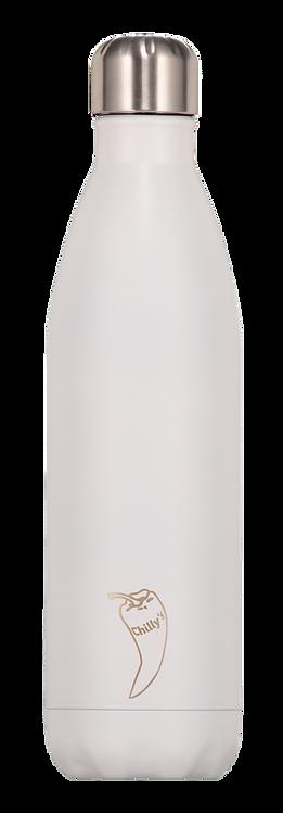 Μπουκάλι Θερμός Chilly's - Matte White 750ml