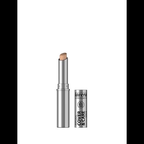Lavera Bio/Organic Cover & Care Stick Concealer - Honey 03