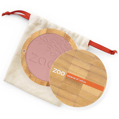 ZAO Compact Blush - Βιολογικό Ρούζ 323 Dark Purple