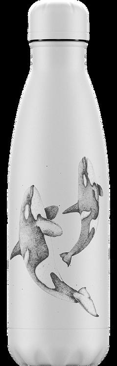 Μπουκάλι Θερμός Chilly's - Orca 500ml