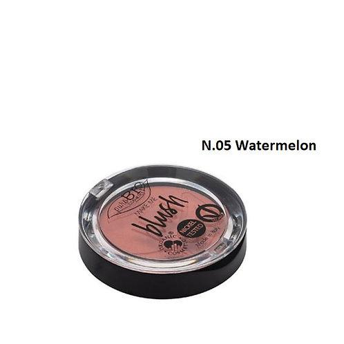 Purobio Compact Blush Watermelon Matte No5 - Βιολογικό Ρουζ