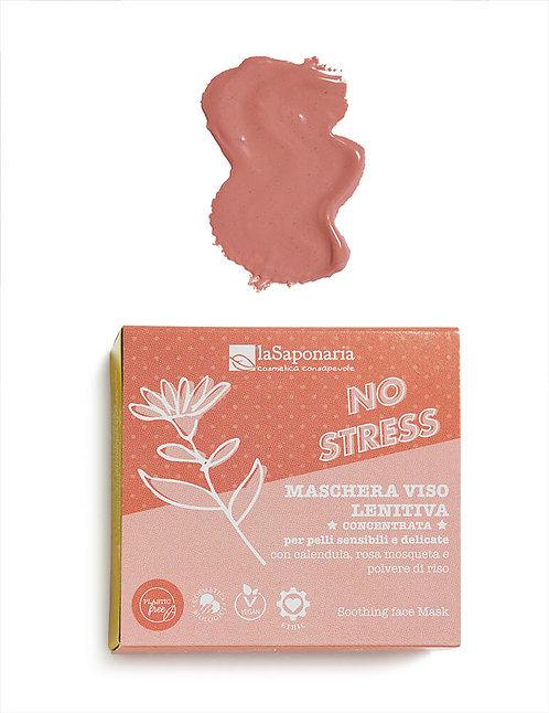 No Stress - Καταπραϋντική Μάσκα Προσώπου *Συμπυκνωμένη