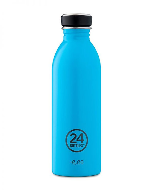 24 Bottles Urban - Lagoon Blue 500ml