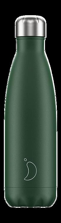 Μπουκάλι Θερμός Chilly's - Green Matte  500ml
