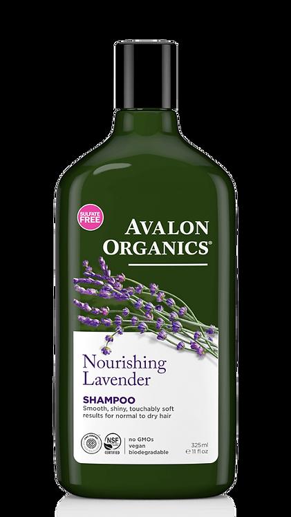 Avalon Organics Nourishing Lavender Shampoo - Σαμπουάν Με Λεβάντα