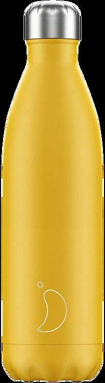 Μπουκάλι Θερμός Chilly's - Burnt Yellow 750ml
