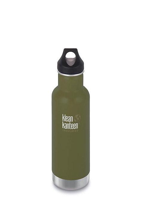 Klean Kanteen Insulated Classic - Μπουκάλι Θερμός Fresh Pine 592ml