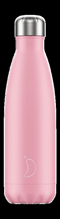 Μπουκάλι Θερμός Chilly's - Pastel Pink 500ml