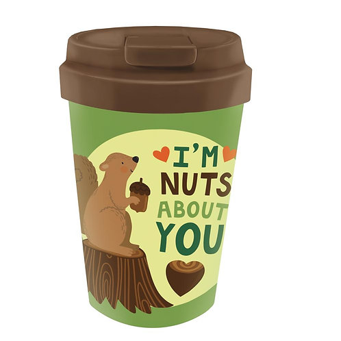 Bioloco Plant Easy Cup - Nuts About You