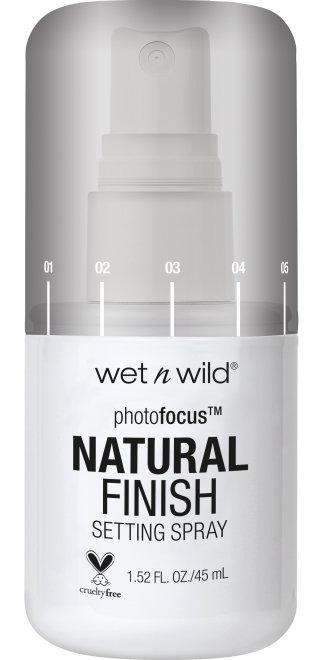 Wet n Wild PhotoFocus™ Natural Finish Setting Spray