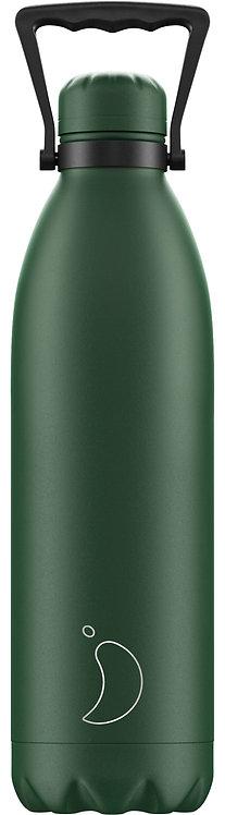 Μπουκάλι Θερμός Chilly's - Matte Green 1.8 L
