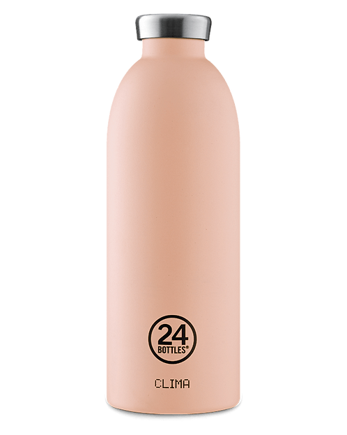 24 Bottles Clima - Dusty Pink 850ml