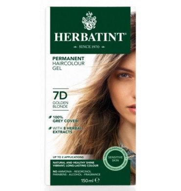 HERBATINT 7D Ξανθό Χρυσαφί