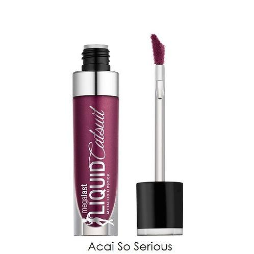 Wet n Wild Megalast Liquid Catsuit Metallic Lipstick