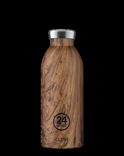 24 Bottles Clima - Sequoia Wood 500ml