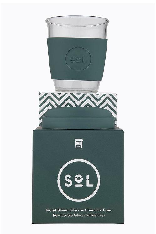 Sol Cup – Deep Sea Green 12oz