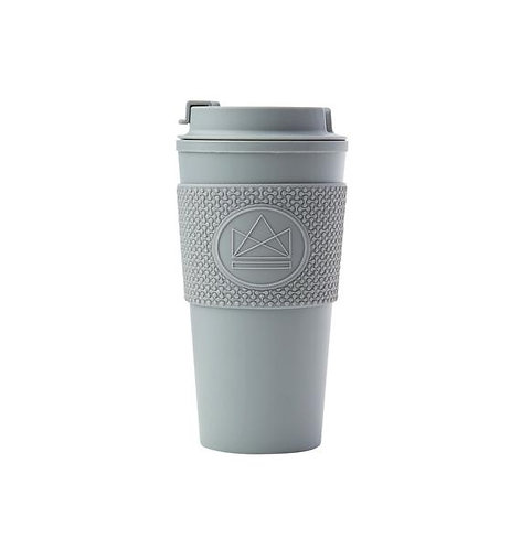 Neon Kactus Double Walled Coffee Cup 450ml - Forever Young