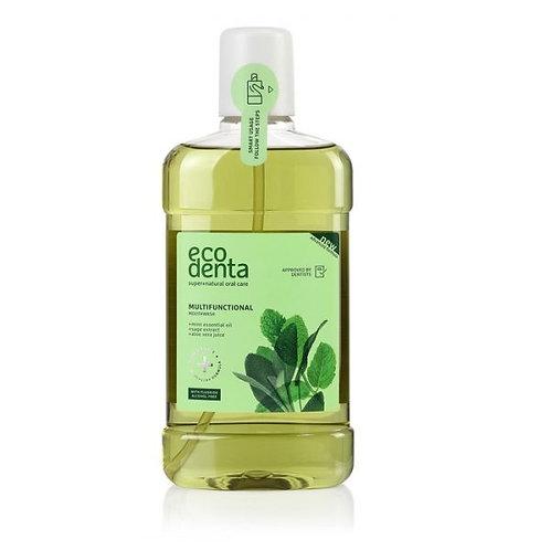 Ecodenta Green – Στοματικό Διάλυμα Με Μέντα, Φασκόμηλο & Αλόη
