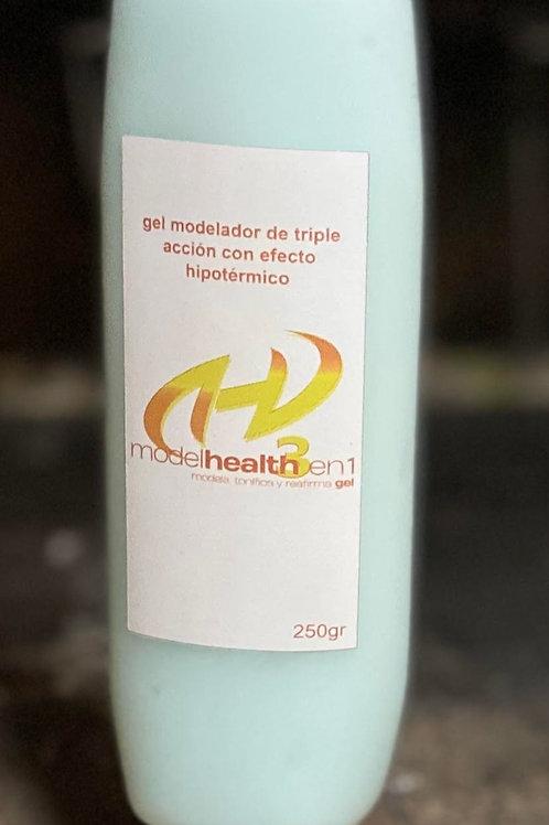 modelhealth 3en1 gel modela tonifica reafirma