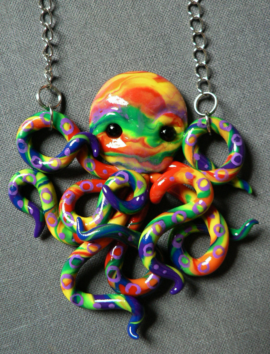 another_rainbowtopus_by_blackmagdalena-d4h2bij