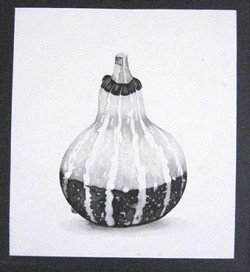 black_and_white_gourd_by_blackmagdalena