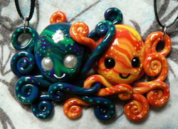 warm_and_cool_octopi_buddies_by_blackmagdalena-d4gzn61