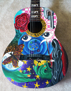 painted_guitar__close_up__by_blackmagdalena-daqe0e