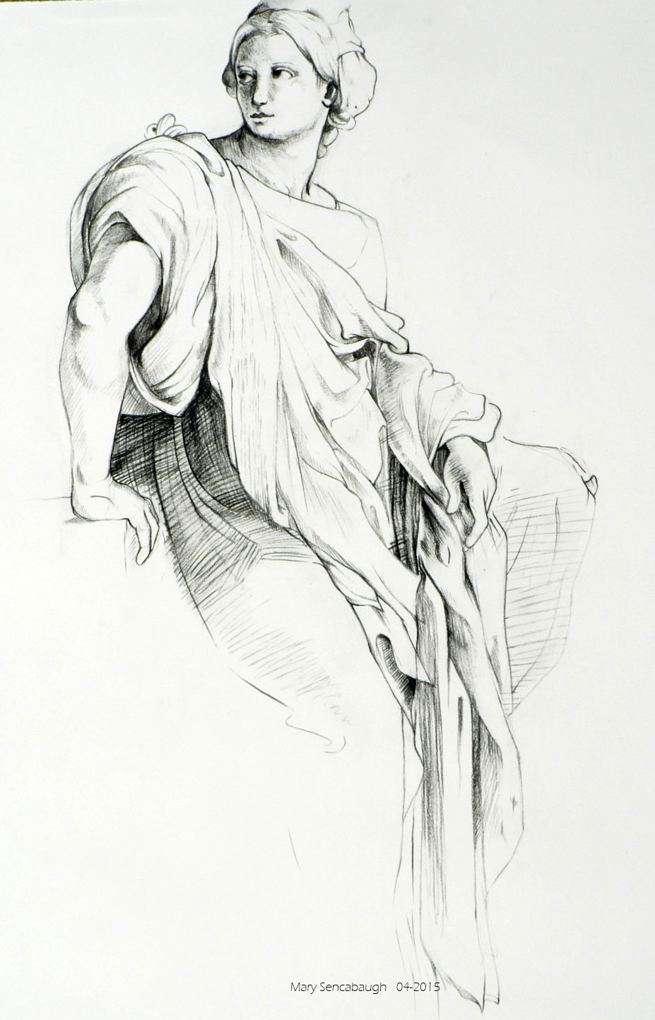Raphael Copy Exercise